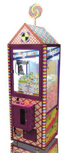 Candy Crane House Crane | From Smart Industries  |   Get more information about this game at: http://www.bmigaming.com/games-catalog-smartindustries.htm