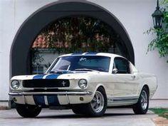 The original Mustang!