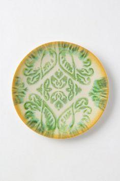 Amavel Dessert Plate | Anthropologie.eu