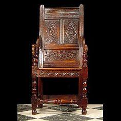 Wainscot Chair
