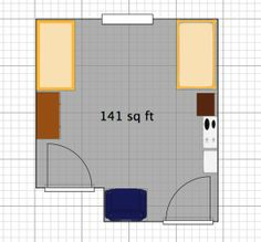 Alison's Floor Plan:  Learning To Plan Using Free Software   Liveblogging the Style Cure