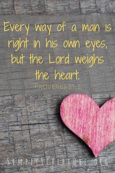 Bible Verse About Strength:It is easy to think we know it all in our minds, when it is God who knows the thoughts and intentions of the heart. How to make a wise decision. Christian Devotions, Christian Quotes, Bible Scriptures, Scripture Verses, Bible Quotes, Fervent Prayer, Bible Verses About Strength, Wise Decisions, Core Beliefs