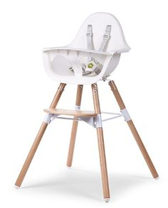Superieur This Trendy Highchair In White Offers A Seating Solution Both At Standard  Table Height 75cm ,