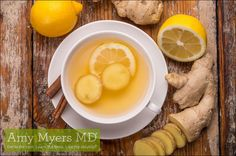 Try this cleansing anti-inflammatory toddy for a warm and soothing treat, or served over ice.