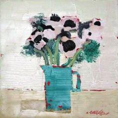 Scottish Artist Mhairi McGREGOR-Anemones