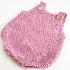 See a very large number hand crafted, vintage, and distinct items and gifts associated with your seek. Knitting For Kids, Baby Knitting Patterns, Baby Patterns, Knitting Terms, Knitted Romper, Knitted Hats, Rompers For Kids, Baby Rompers, Romper Pattern