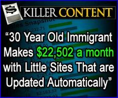 This is a review of Killer Content System - some surprising findings!