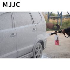 6500+Orders:Price$17.50  MJJC Brand with High Quality Foam Gun for Karcher K1 - K7, Snow Foam Lance for all Karcher K Series pressure washer Karcher #pressurewasherKarcher #Snowfoamlancepressurewasher #carwashsoap #carcleanersoap