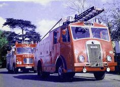Dennis F44 and F8 Rescue Vehicles, Fire Apparatus, Emergency Vehicles, Commercial Vehicle, Fire Engine, Fire Department, Police Cars, Ambulance, Fire Trucks