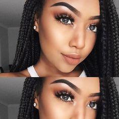 Improve makeup with these full face makeup ideas Image# 9098 Makeup Goals, Makeup Inspo, Makeup Inspiration, Makeup Tips, Beauty Makeup, Eye Makeup, Hair Makeup, Hair Beauty, Makeup Ideas