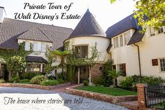 Disney Insider: My Tour of Walt Disney's Home in Los Feliz - SheSaved® Disney Insider, Disney Tips, Disney Home, Walt Disney, California Homes, Amazing Architecture, Family Travel, Exterior, Tours
