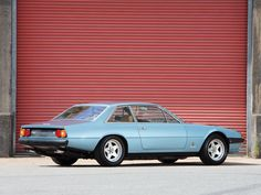 1982 Ferrari 400i Automatic | London 2014 | RM AUCTIONS