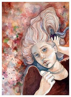 Inspiring Illustrations by Jane-Beata