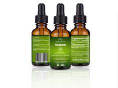 Kratom Tincture (Extract) / HerbalPush