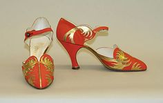 1920's - 1960s Style and Fashion in Shoes For Men & Women