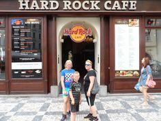 Het HardRock cafe in Praag