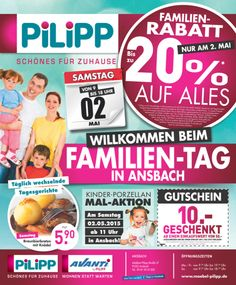 FAMILIEN-TAG mit KINDERMALAKTION in Ansbach!