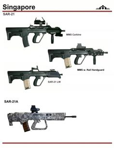 guns of Singapore Weapons Guns, Guns And Ammo, War Machine, Machine Guns, Concept Weapons, Assault Rifle, Cool Guns, Military Weapons, Tactical Gear