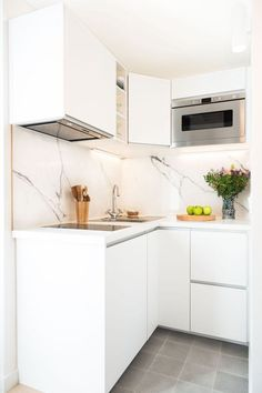 You've seen small kitchens, but these kitchens are really really small — sometimes only a few feet long. How do they fit it all in? Come take a look.