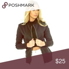 Light Bomber Jacket Very light thin jacket. Material is Cotton and Polyester. Brand new, never worn. 15% off 3 or more items. Jackets & Coats