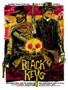Black Keys - Rhys Cooper