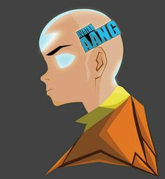 Aang #popheadshot By theturtlecrusher on insta Inspired by bosslogic and his pophead shots