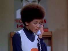 Janet MacLachlan in Mary Tyler Moore Mary Tyler Moore Show, Frozen In Time, Girls Characters, Golden Girls, Landline Phone, Tv Series, History, The Golden Girls, Historia