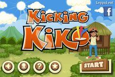 Kicking Kiko v1.0 - Frenzy ANDROID