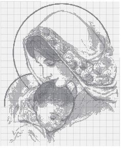 ru / Zdjęcia # 6 - Our Lady (programy) - Olgakam Cross Stitch Angels, Cross Stitch Charts, Cross Stitch Designs, Cross Stitch Patterns, Cross Stitching, Cross Stitch Embroidery, Embroidery Patterns, Machine Embroidery, Fillet Crochet