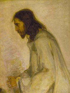 Henry Ossawa Tanner 1905 Jesus