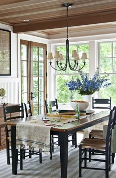 Ideas Decorativas Rincones Detalles Soluciones Sueosen El Tallercito Dining Room DecoratingRoom Decorating IdeasDecor
