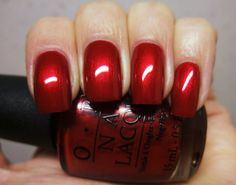 Best Red Nail Polish Opi Nail Polish Reds Lovely Opi – Danke Shiny Red Laminate Flooring While Remod Opi Red Nail Polish, Opi Gel Nails, Nail Polish Colors, Nail Manicure, Red Sparkle Nails, Fancy Nails, Cute Nails, Pretty Nails, Bling Nails
