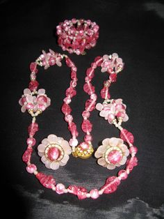 Miriam Haskell Jewelry Vintage Necklace by VintageLakeshore
