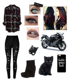 Designer Clothes, Shoes & Bags for Women Cute Emo Outfits, Bad Girl Outfits, Punk Outfits, Cosplay Outfits, Swag Outfits, Retro Outfits, Stylish Outfits, Girls Fashion Clothes, Teen Fashion Outfits