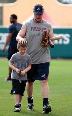 AJC: Chipper and Shea