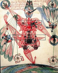 Janko Domsic (1915-1983) http://www.abcd-artbrut.net/spip.php?article1260