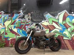 Monster/Gt Scrambler