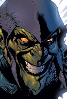 Green Goblin by Terry Dodson