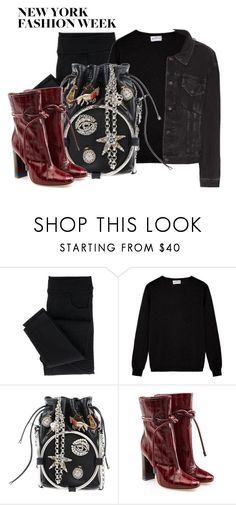 """""""ready"""" by faye-valentine on Polyvore featuring Alexander McQueen, Malone Souliers and Balenciaga"""