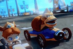 Mario Kart 8 (Wii U) is a masterful update of the classic formula of the classic series and will have you and your friends hooked if you haven't played since Mario Kart Mario Kart 64, Mario And Luigi, Video Games Funny, Funny Games, Funny Videos, Super Smash Bros, Super Mario Bros, Classic Series, Comic Book Characters