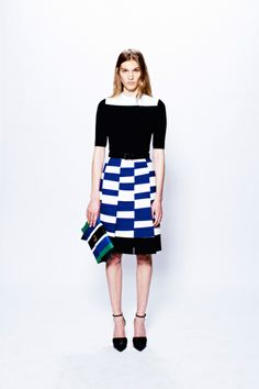 Toya's Tales: What Will Catch My Eye?: Proenza Schouler - My Top 6 Faves From PRE-Fall 2013  toyastales.blogspot.com