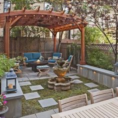 There are lots of pergola designs for you to choose from. You can choose the design based on various factors. First of all you have to decide where you are going to have your pergola and how much shade you want. Garage Pergola, Building A Pergola, Pergola Swing, Deck With Pergola, Wooden Pergola, Outdoor Pergola, Backyard Pergola, Pergola Shade, Pergola Plans