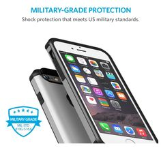 Protectores para iPhone 6s   6s Plus en oferta a solo  1.99 con cupón en  Amazon. Black Friday 9d930c3907