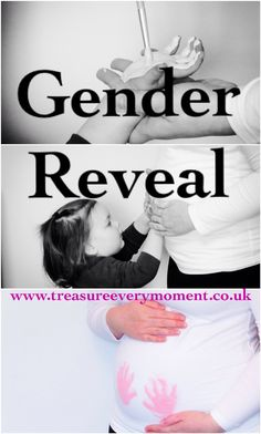 Pregnancy gender reveal idea/inspiration involving older sibling