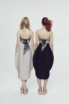Design from the spring-summer 2014 collection by Kaaskas, photo: Agnieszka Kulesza and Łukasz Pik