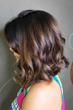 18 Amazing Ideas for Long Bob Haircuts ★ Long Bob Hairstyles with Natural Colors Picture 3 ★ See more: http://glaminati.com/long-bob-haircuts/ #longbob #longbobhaircuts