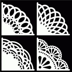 30 Best Ideas for bird silhouette pattern cutting files Bird Silhouette, Silhouette Portrait, Silhouette Machine, Silhouette Files, Stencil Patterns, Doily Patterns, Plotter Cutter, Scan And Cut, Pattern Cutting