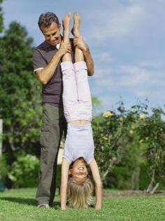 Tumbling Exercises for Kids
