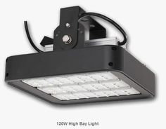 LED High Bay Light 120W MechanicalIP RatingIP65 (IP67 optional) SpecificationsGuarantee5 Years Warranty