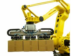 FANUC Robotics UK has launched a new universal palletising robot that boasts best-in-class speed, payload, energy-efficiency and reach.